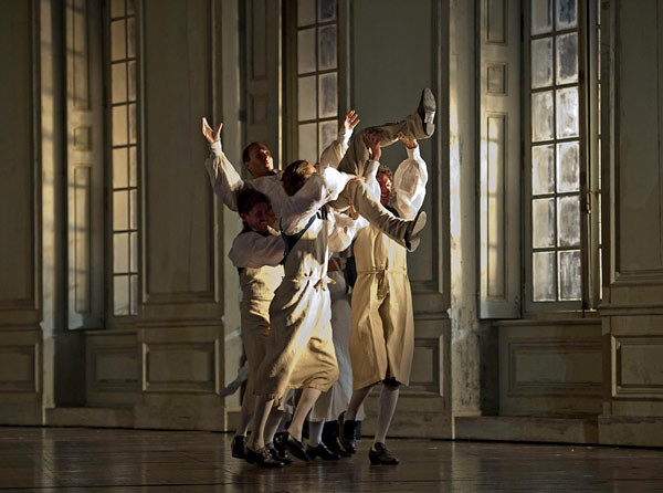 The Marriage of Figaro © Clive Barda/ROH 2011