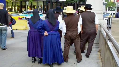 Amish in Chicago