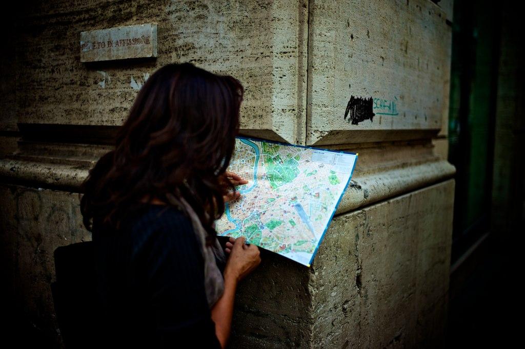 Not a Google Map....