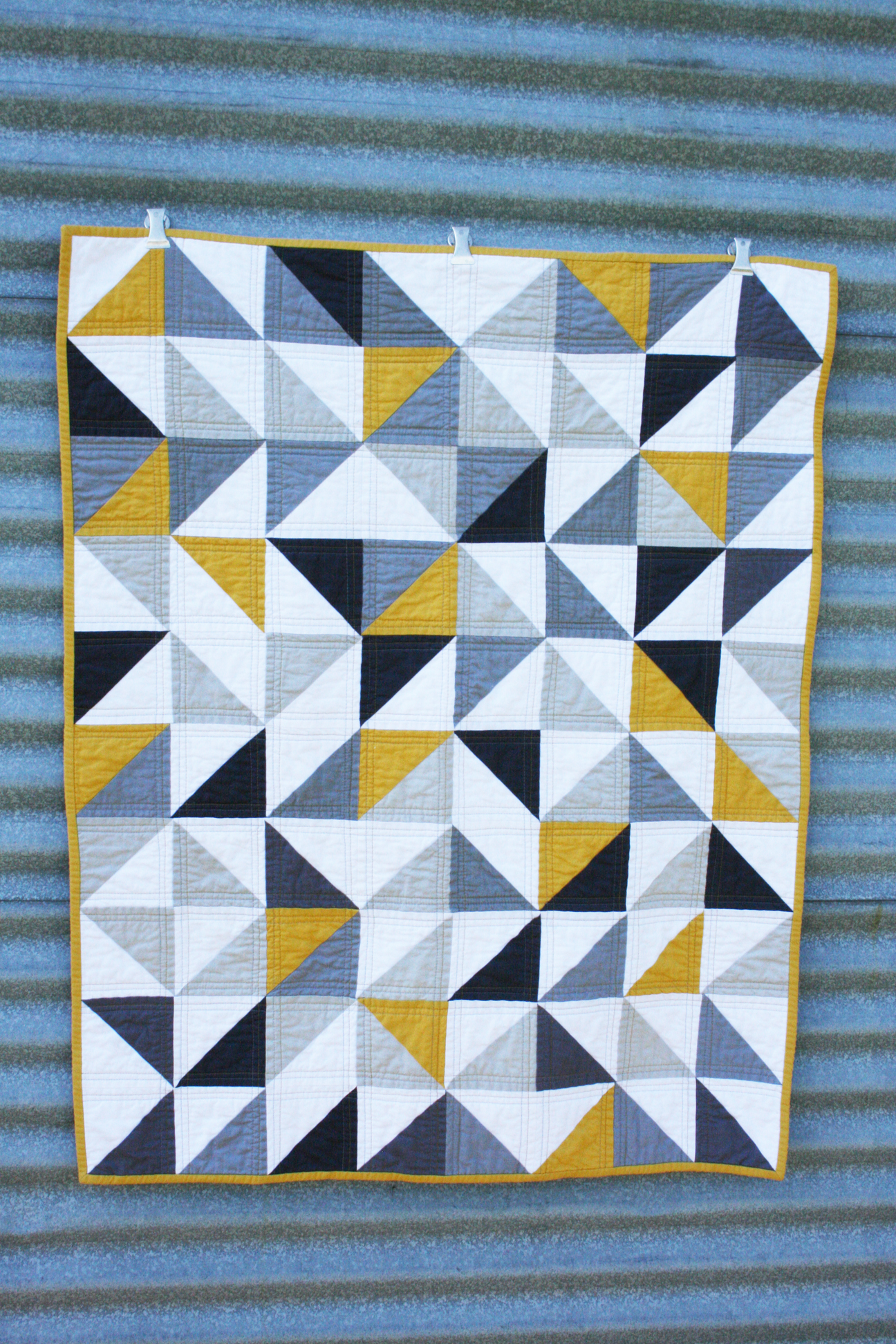 a quilt for harry.