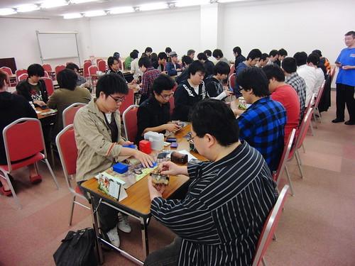 GPT Hiroshima - Chiba 2nd : Hall