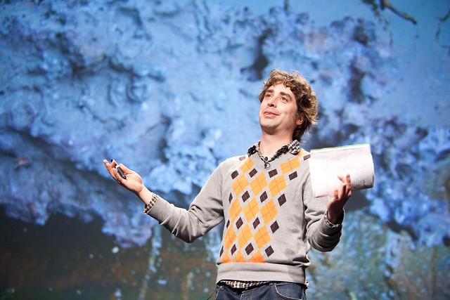 Thomas Thwaites - PopTech 2011 - Camden Maine USA