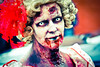 Zombie Shirley Temple by yorch b