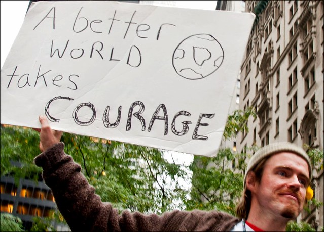 Courage Is Needed to Make a Better World (22/37)
