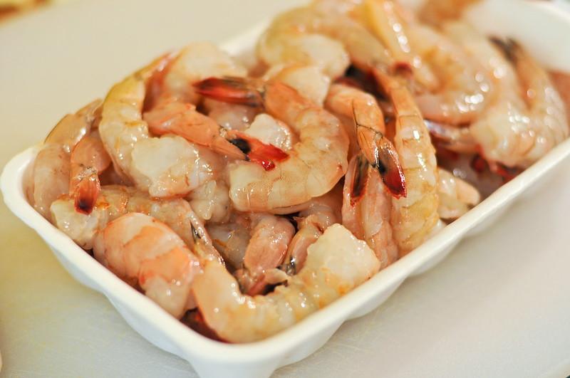 Bacon-wrapper Jalapeno-stuffed Shrimp