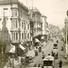 San Francisco Street - IDENTIFIED - Grant Avenue at Market, 1880s by San Francisco Public Library