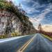 Ridge Road Sunrise by Sky Noir