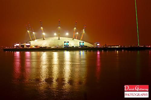 London Millennium Dome