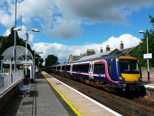 Scotrail Class 170 at Linlithgow