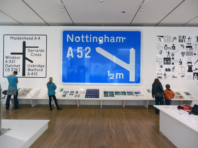'This Is Design' at the Design Museum: Typography from Margaret Calvert