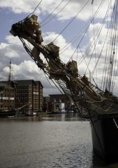 Gloucester Tall Ships Festival 2011