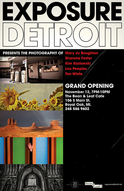 Exposure Detroit Exhibit ~