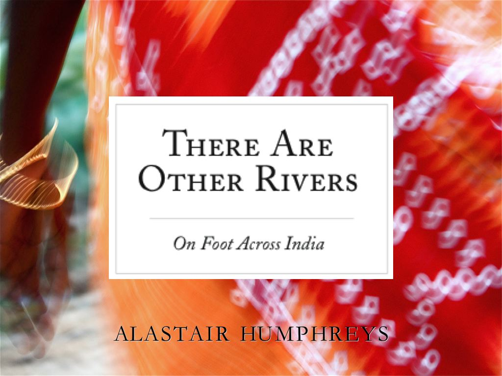 There Are Other Rivers - photography book