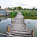 Small Bamboo Bridge by PrasunDutta
