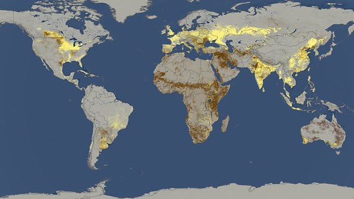 How Will We Sustain a More Populated Planet? by NASA Goddard Photo and Video
