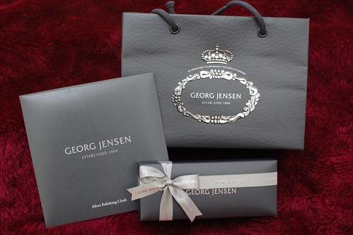 Georg Jensen 2011年度項鍊