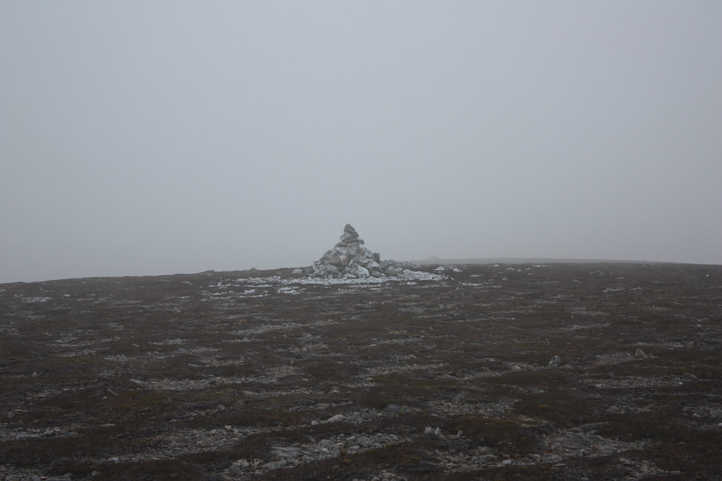Summit of Gael Charn