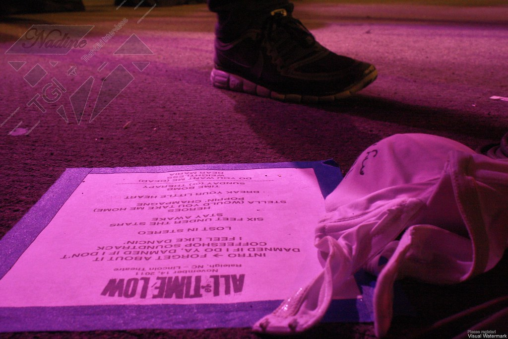 All Time Low - Setlist | All Time Low November 14, 2011 The … | Flickr