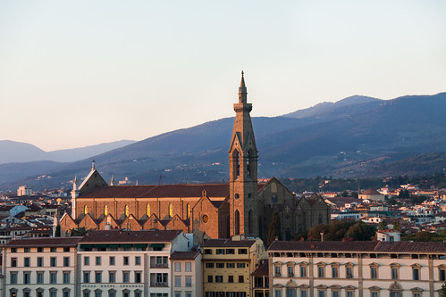 Florence Cityscape by feradz