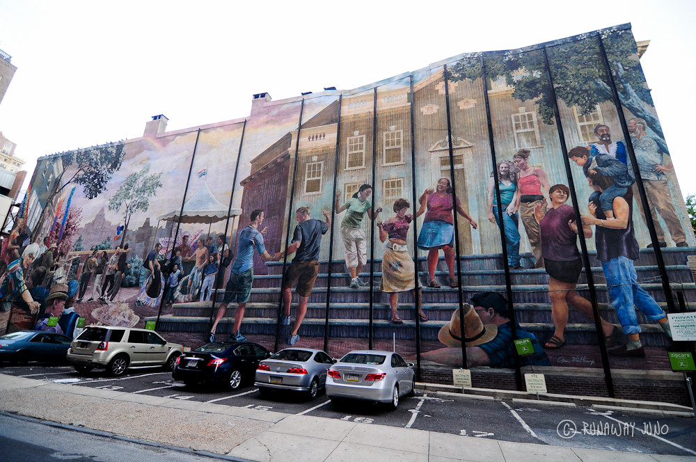 Ale & Art Mural Tour in Philadelphia, Pennsylvania