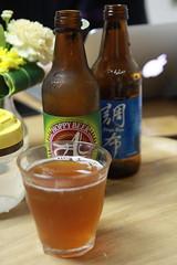 ホッピーのビール