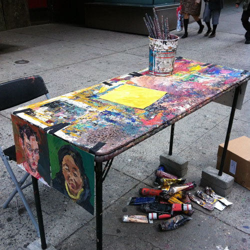 nyc-paint-table