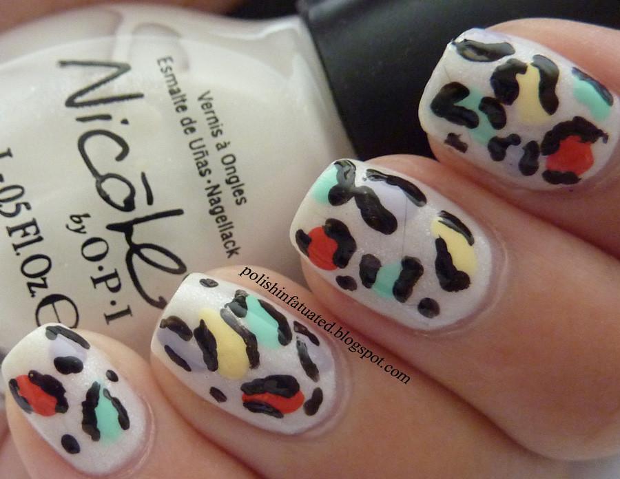 rainbow leopard print1