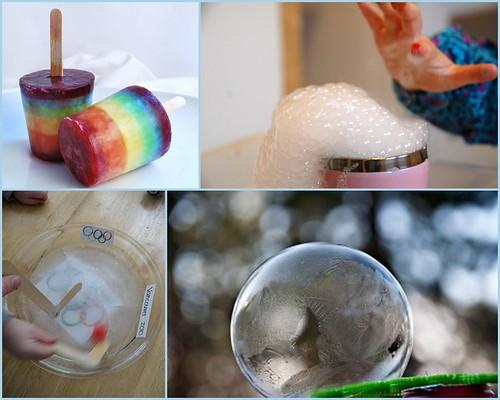 ice play ideas