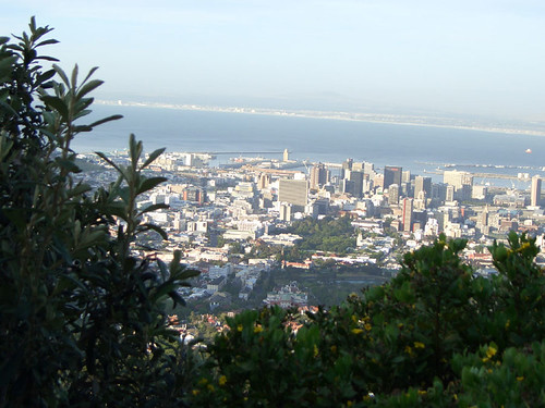 Cape Town is one of the major cities in South Africa
