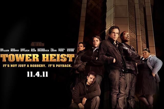 Tower Heist Film