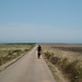 Long, straight, flat, windy by Paul Hagon