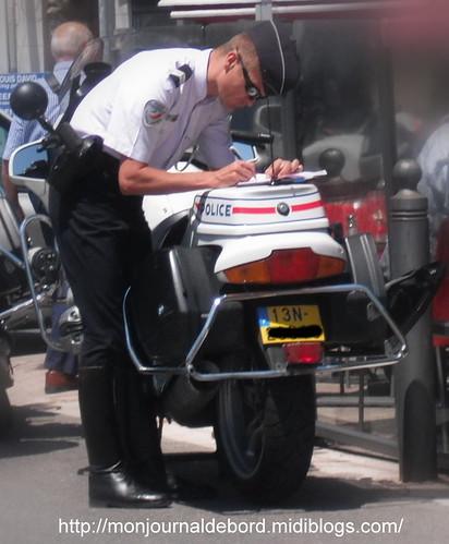 Contrôle Police Marseille 01