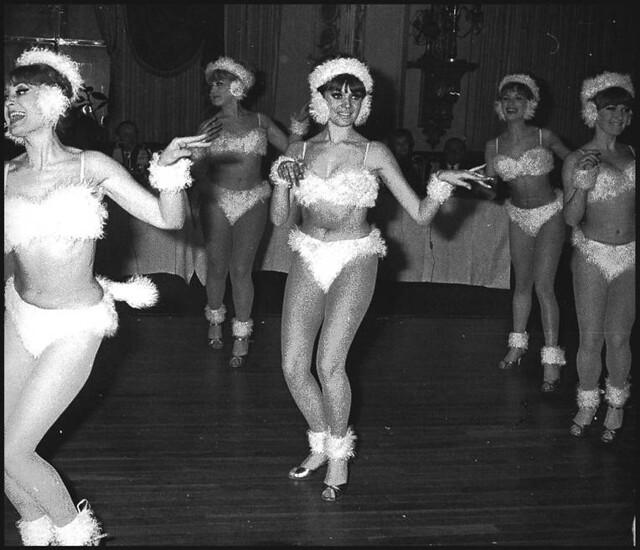 EMBASSY DANCERS LONDON 1963 20