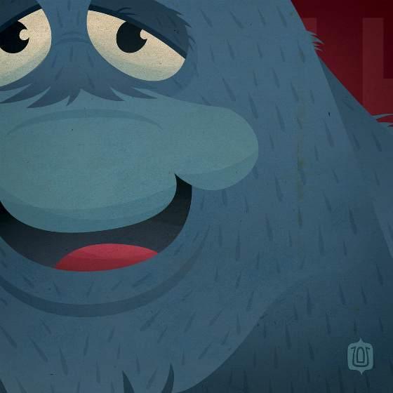 muppets y letras