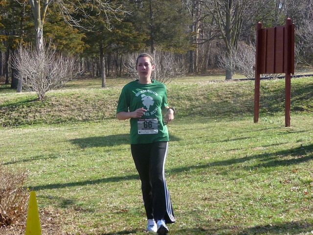 Shamrock Trail Run