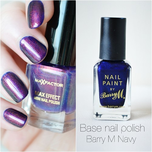 fantasy-fire-max-factor-over-dark-nail-polish-base