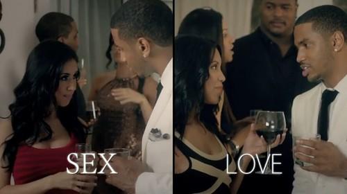 Любви и секса видео