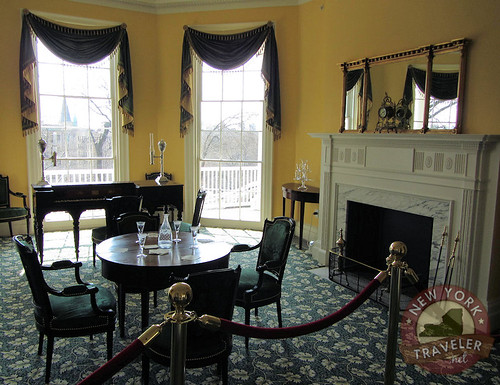 The Grange Parlor Room