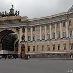 Saint-Petersbourg - Place