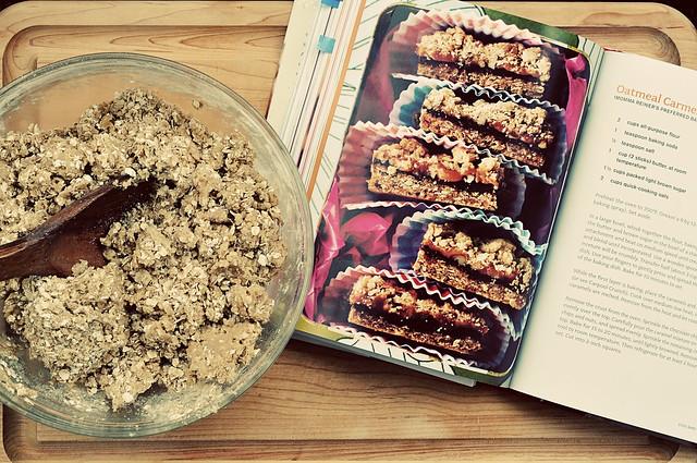 oatmeal caramelitas 2