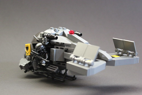 "DARKWATER ""Air Shark"" Gunship"