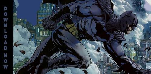 Run Batman Run refúgiate en el consuelo de la oscuridad - Image