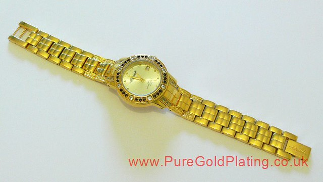 Ladies Gold Plated Ingersoll Watch | Flickr - Photo Sharing!