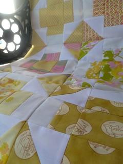 cross quilt
