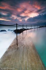 Sunrise @ Bronte Beach