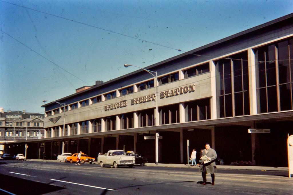 Great Victoria Street Station Car Park