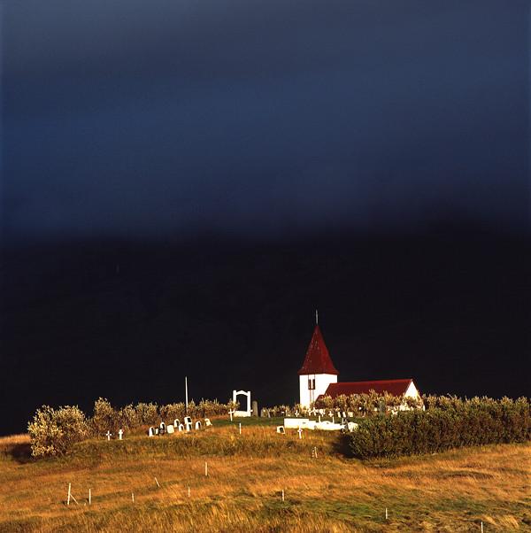 Dawn at Hellnar, Iceland