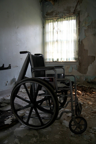 Bryce Hospital Wheelchair