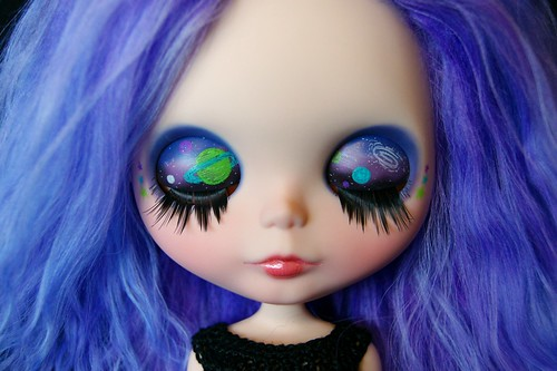 Shoot For The Moon Custom #33 ~ Eyelids