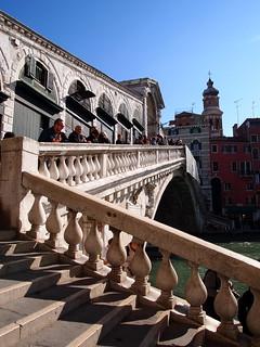 Image of Rialto Bridge.